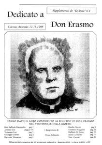Book Cover: Ricordando Don Erasmo