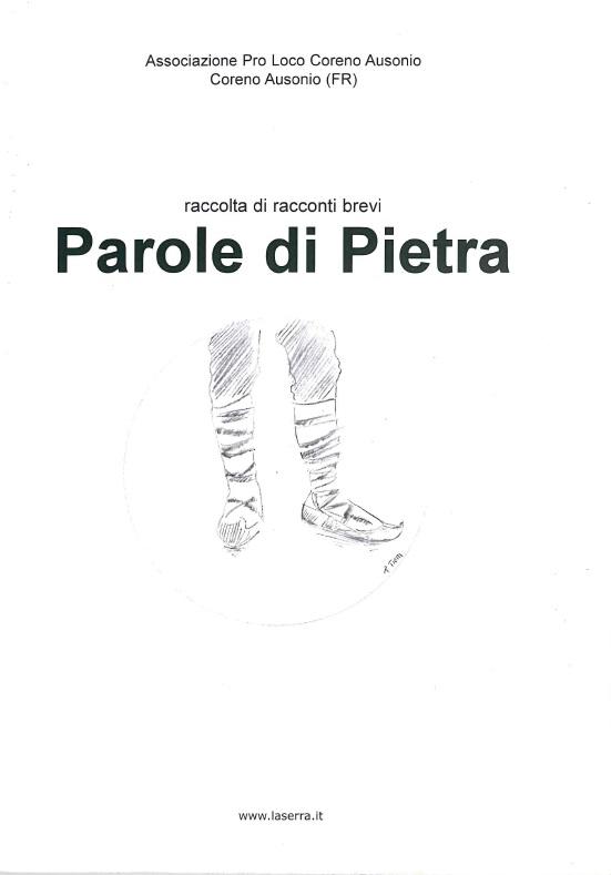Book Cover: Parole di Pietra
