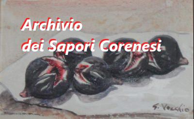 Archivio dei Sapori Corenesi